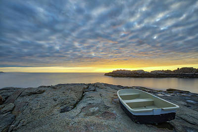 Photograph - Tranquil Maine by Juergen Roth