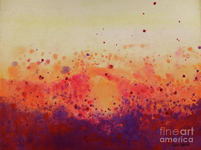 Painting - Transient 1 by Alison Gracie