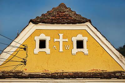 Photograph - Transylvania Village Architecture #2 - Romania by Stuart Litoff