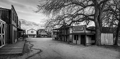 Photograph - Trapper Street by Gene Parks
