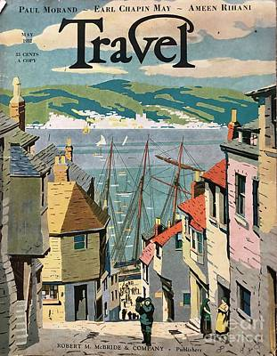 Photograph - Travel May 1932 by Flavia Westerwelle