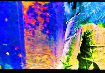 Digital Art - Traveler.5 by Mykul Anjelo