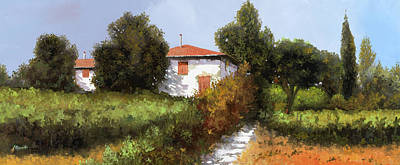 Royalty-Free and Rights-Managed Images - Tre Gennaio by Guido Borelli