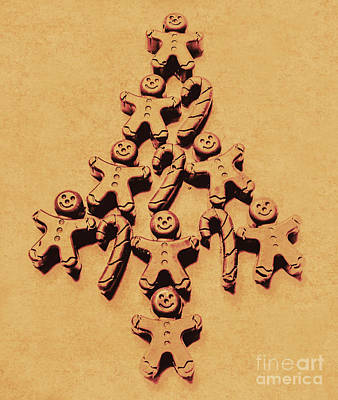 Photograph - Tree Of Christmas Treats by Jorgo Photography - Wall Art Gallery
