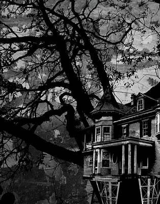 Digital Art - Treehouse IIi by Jason Casteel