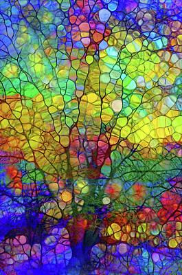 Digital Art - Treeshine by Tara Turner