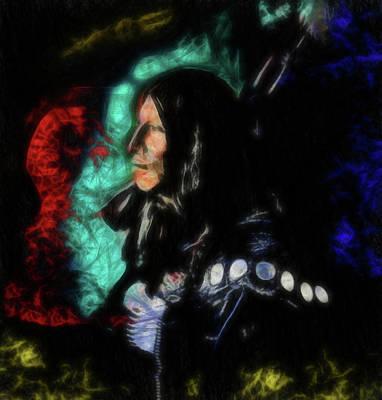 Digital Art - Tribal American by Cindy Boyd