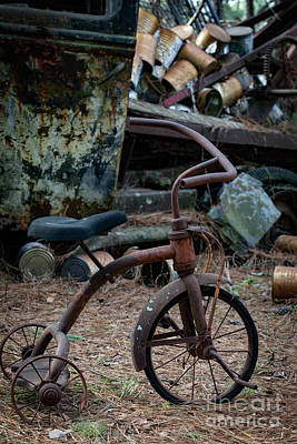 Photograph - Tricycle by Doug Sturgess