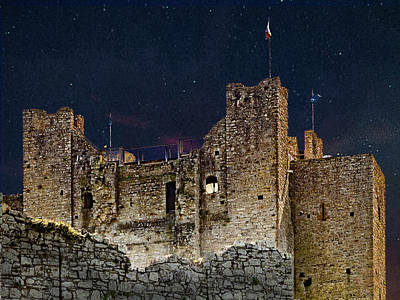 Photograph - Trim Castle by Paul Wear