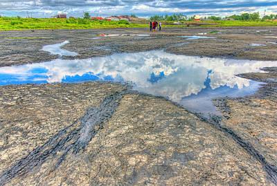 Photograph - Trinidad Pitch Lake by Nadia Sanowar