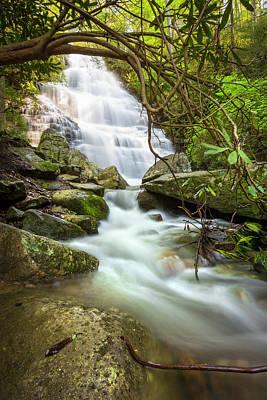 Photograph - Tripping Downstream by Debra and Dave Vanderlaan