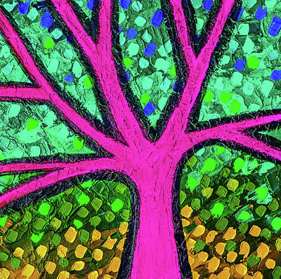 Royalty-Free and Rights-Managed Images - Trippy Tree 2 by Stephen Humphries