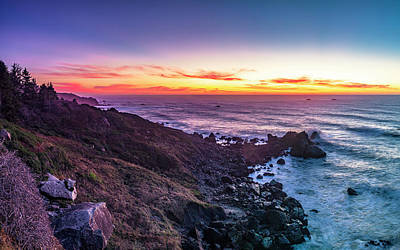 Photograph - True Love By The Solstice Sunset by ProPeak Photography