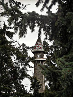 Photograph - True Tower by Cyryn Fyrcyd