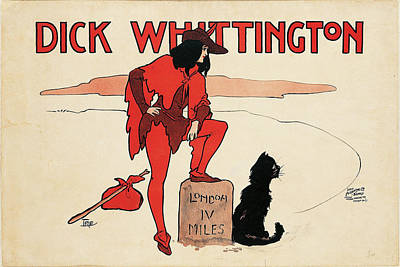 Firefighter Patents - True William  Dick Whittington  1901 by National Art Museum of Catalonia