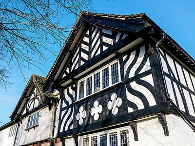 Photograph - Tudor Style by Brenda Kean