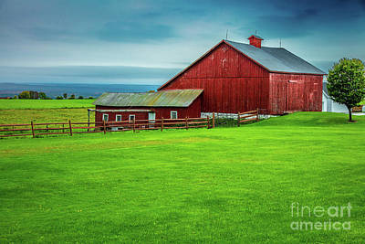 Tug Hill Farm Art Print