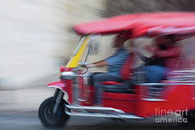 Spot Of Tea Rights Managed Images - Tuk Tuk in Lisbon, Portugal Royalty-Free Image by Francisco Javier Gil Oreja