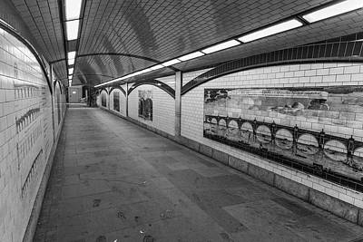Photograph - Tunnel In London  by John McGraw