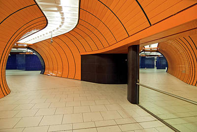 Photograph - Tunnel by Pic4you