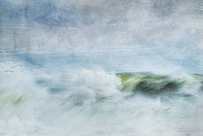Photograph - Turbulence by John Whitmarsh