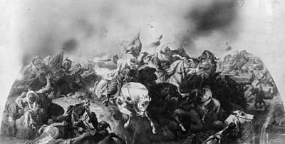 Turkish Defeat Art Print by Hulton Archive
