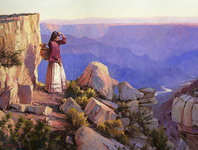 Design Turnpike Vintage Farmouse - Turning Point by Steve Henderson