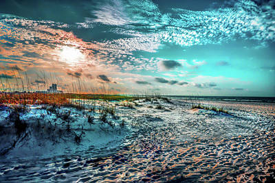 Photograph - Turquoise Beach by Michael Thomas