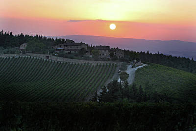 Photograph - Tuscan Sun by Images Unlimited