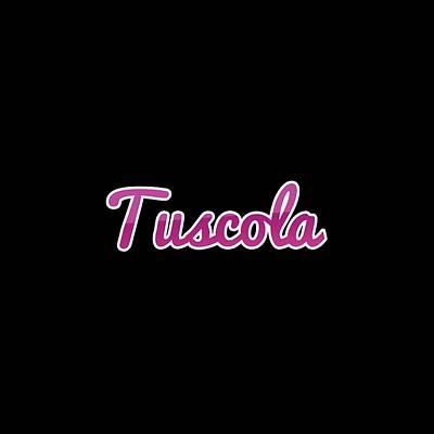 Digital Art - Tuscola #tuscola by TintoDesigns