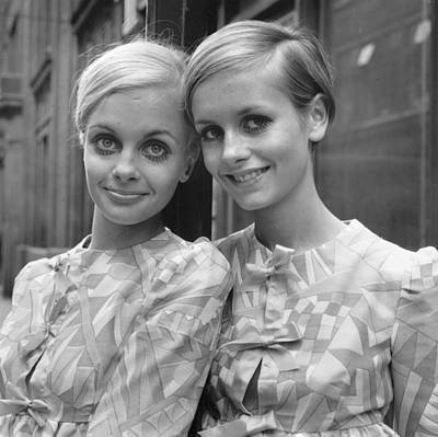 Photograph - Twiggy And Crumb by Les Lee