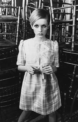 Photograph - Twiggy by Keystone