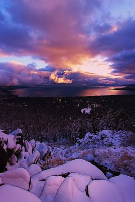 Photograph - Twilight Abundance by Sean Sarsfield