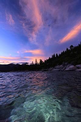 Photograph - Twilight Nirvana by Sean Sarsfield
