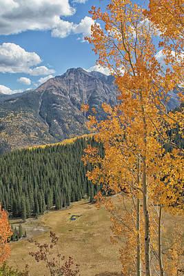 Photograph - Twilight Peak by Tom Kelly