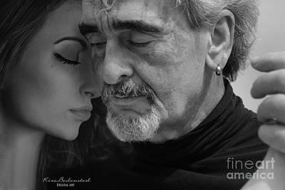 Photograph - Two To Tango by Kira Bodensted