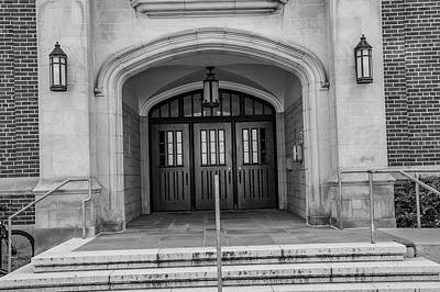Photograph - U Of M Building  by John McGraw