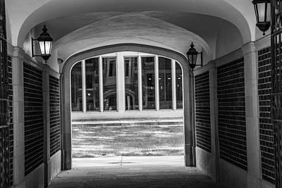 Photograph - U Of M Corridor  by John McGraw
