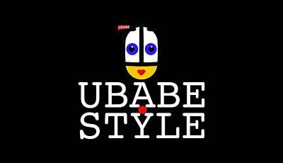 Digital Art - Ubabe Style Url by Ubabe Style