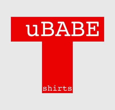 Digital Art - Ubabe T-shirts by Ubabe Style