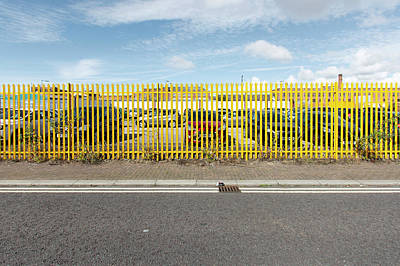 Photograph - Uk New Topographics 10 by Stuart Allen