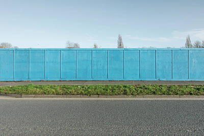 Photograph - Uk New Topographics 41 by Stuart Allen
