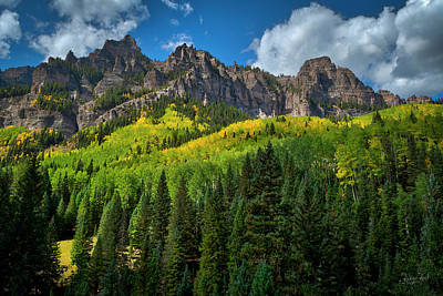 Photograph - Uncompahgre Jewel by Richard Raul Photography