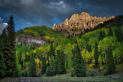 Photograph - Uncompahgre Majesty by Richard Raul Photography