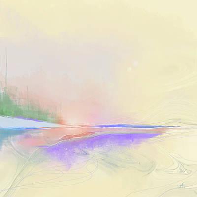 Digital Art - Unconventional by Gina Harrison