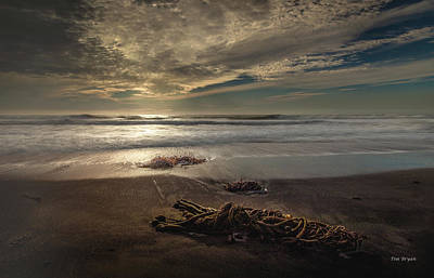 Photograph - Under A Cambrian Sky by Tim Bryan