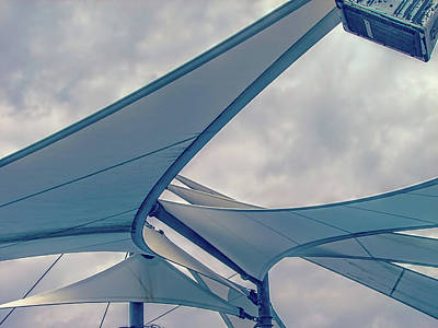 Photograph - Under Sails by Wendy J St Christopher