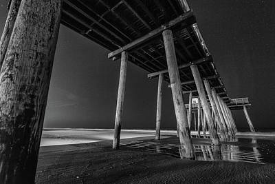 Photograph - Under The Boards by Kristopher Schoenleber