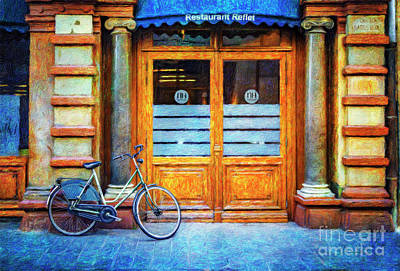Photograph - Union Bicycle by Craig J Satterlee