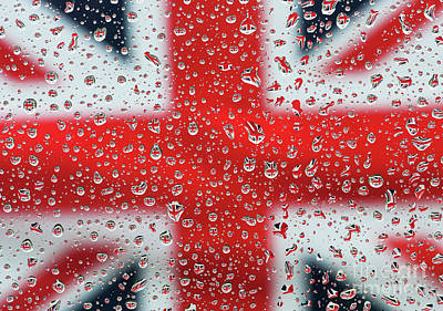 Photograph - Union Jack by Tim Gainey